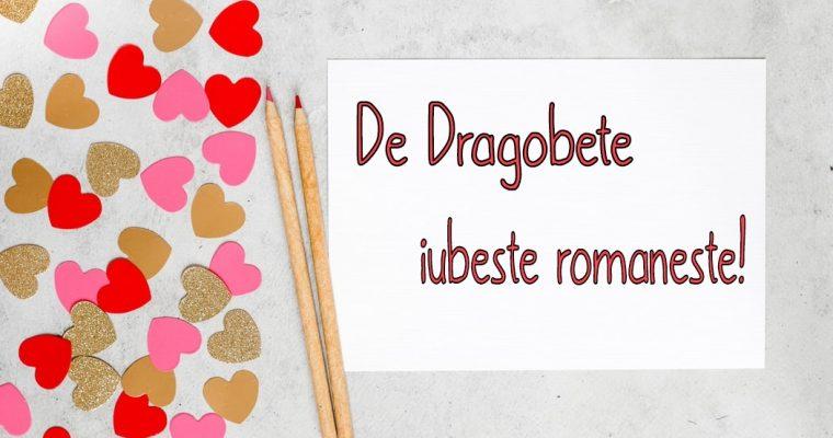 De Dragobete iubeste romaneste!