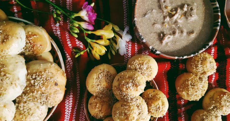 Mucenici de toate felurile:moldovenesti, muntenesti sau fara gluten si zahar