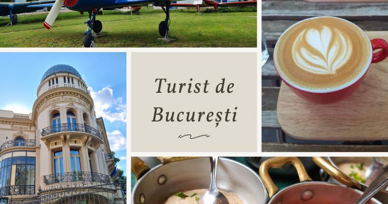 Turist de București