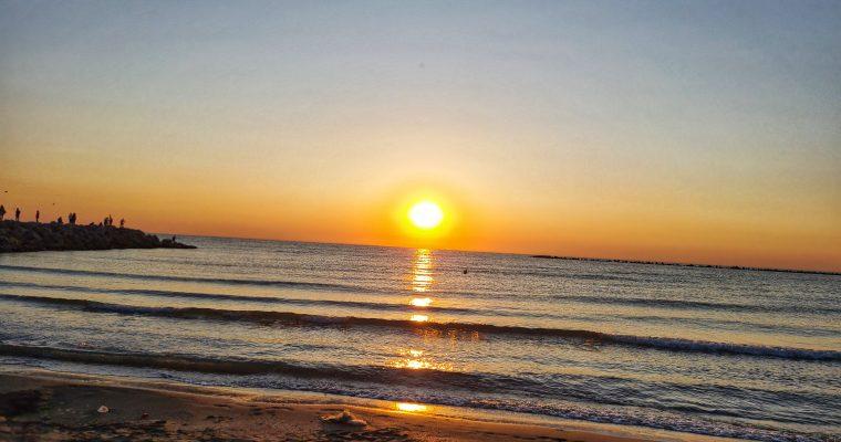 Cateva zile pe litoralul romanesc