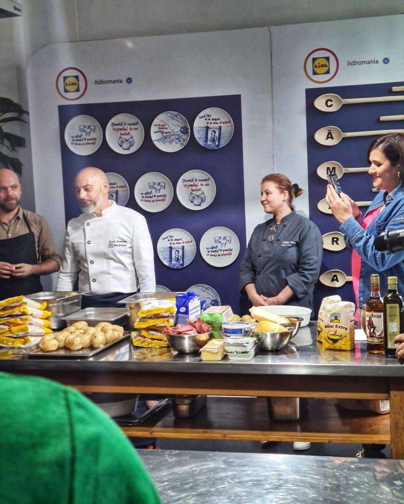 Teokitchen Ciprian Muntele Cosmin Dragomir Workshop